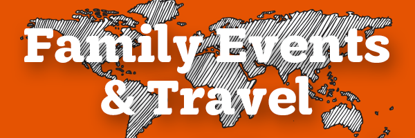Family Events & Travel Slug