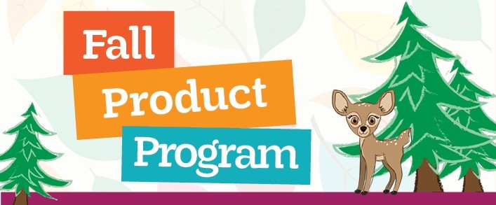 Fall Product Program 2019 Header Page updated