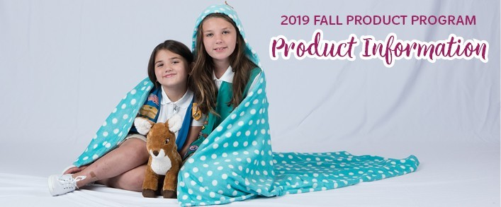 Fall Product Program Product Info Header
