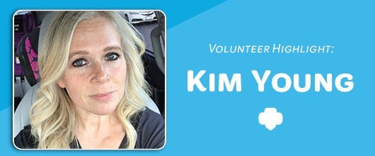 Kim Young Volunteer Highlight