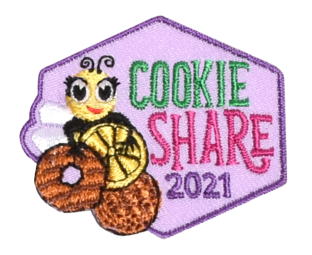 Cookie Share 2021 - no background