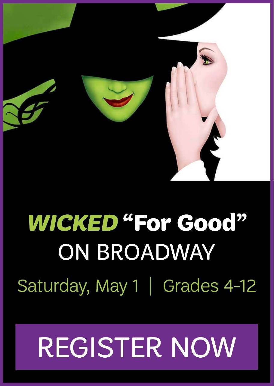 Wicked For Good May 2021